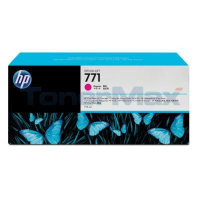 HP NO 771 DESIGNJET INK CART MAGENTA 775ML